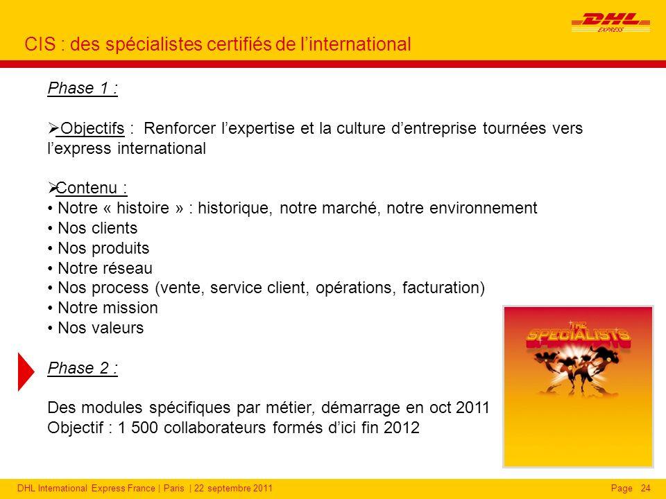 DHL Express : des spécialistes internationaux du transport express aux compétences renforcées
