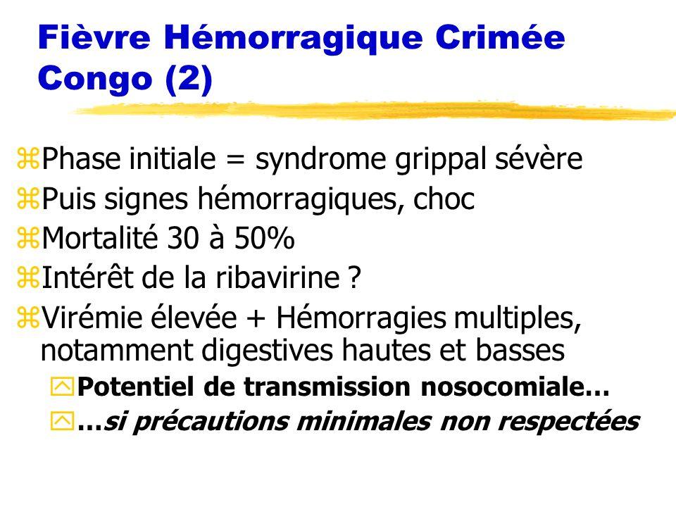 Fièvre Hémorragique Crimée Congo (2)