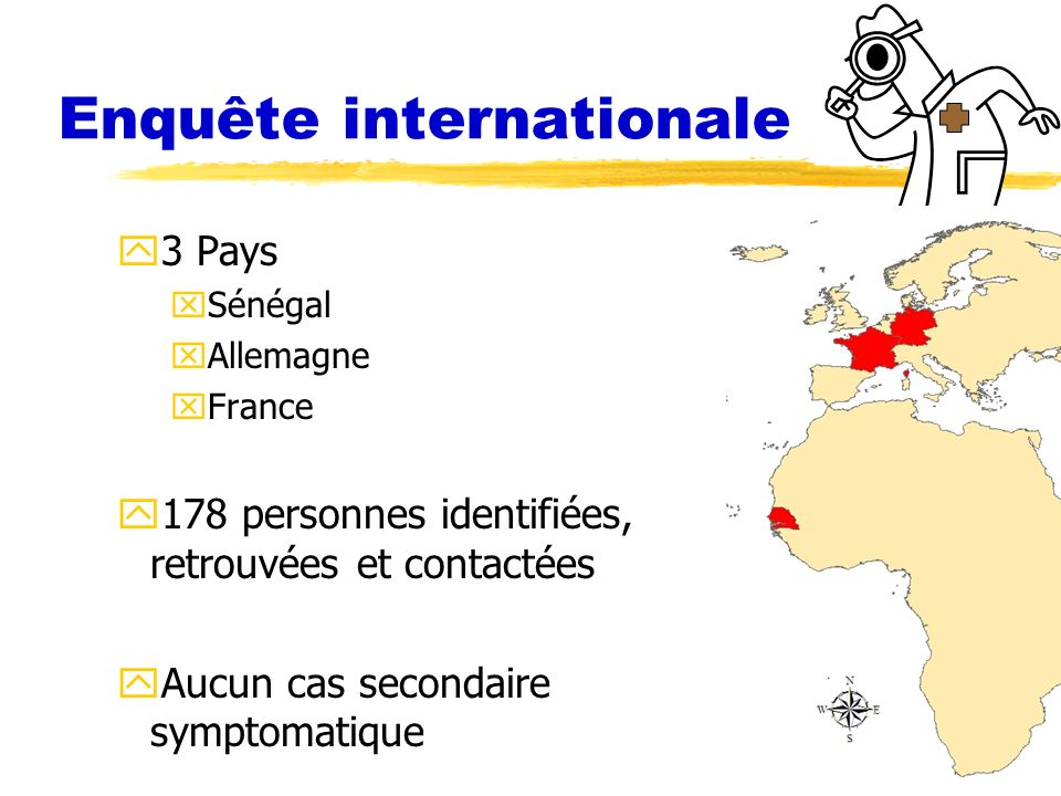 Enquête internationale