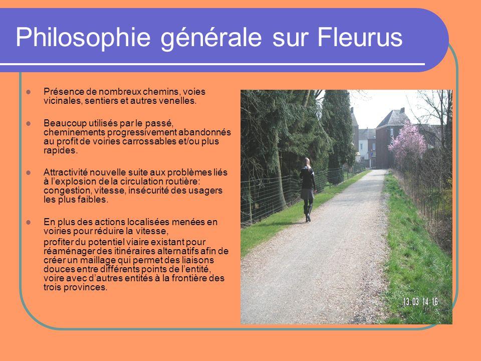 Philosophie générale sur Fleurus