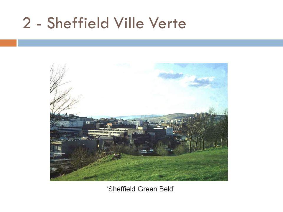 2 - Sheffield Ville Verte