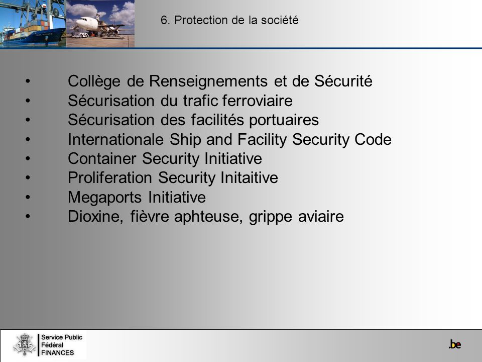 Collège de Renseignements et de Sécurité