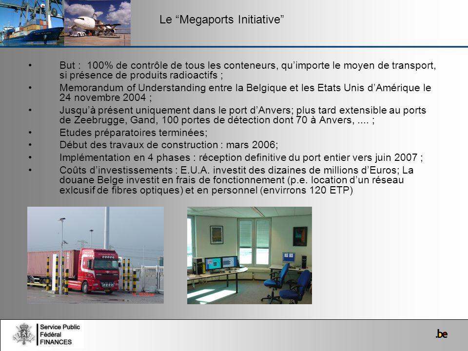 Le Megaports Initiative