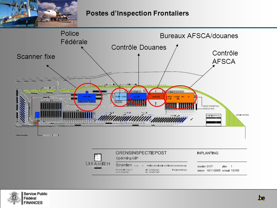 Postes d'Inspection Frontaliers