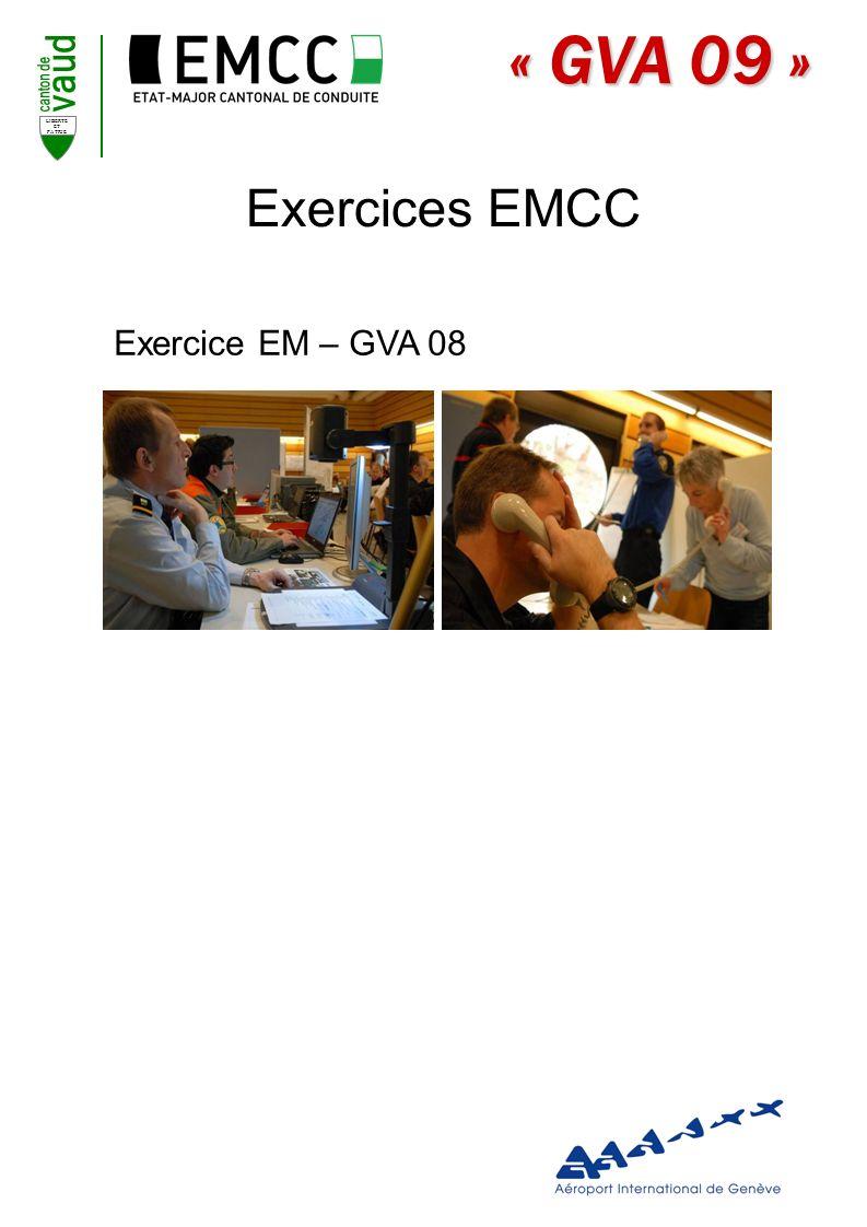 Exercices EMCC Exercice EM – GVA 08
