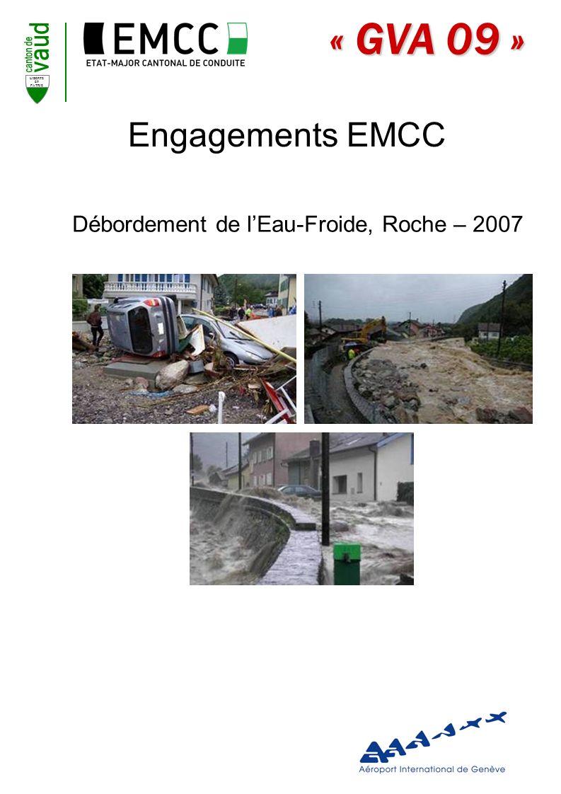 Engagements EMCC Débordement de l'Eau-Froide, Roche – 2007