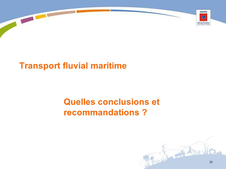 Transport fluvial maritime