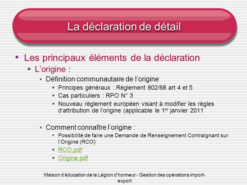 La r alisation du d douanement chapitre 8 ppt video online t l charger - Definition de franco de port ...
