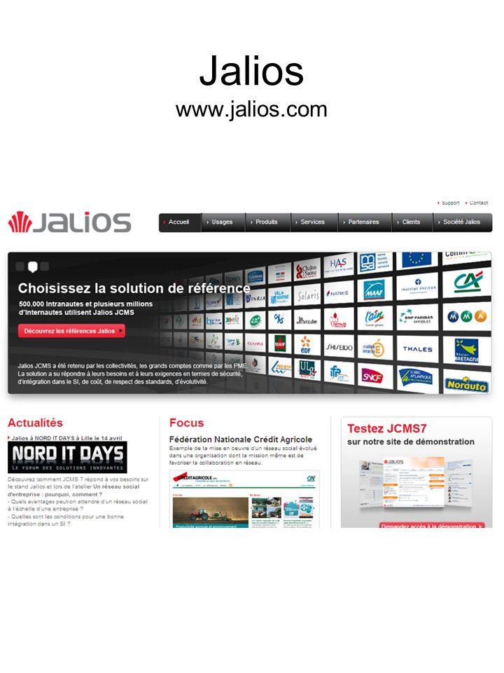 Jalios www.jalios.com