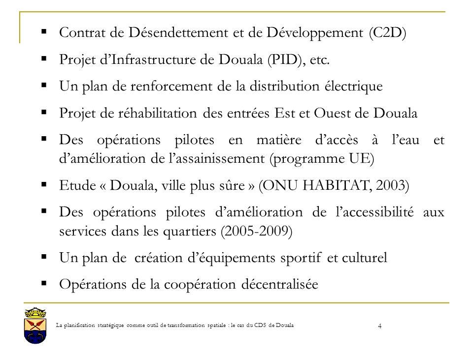 Contrat de Désendettement et de Développement (C2D)