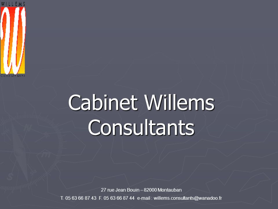 Cabinet Willems Consultants