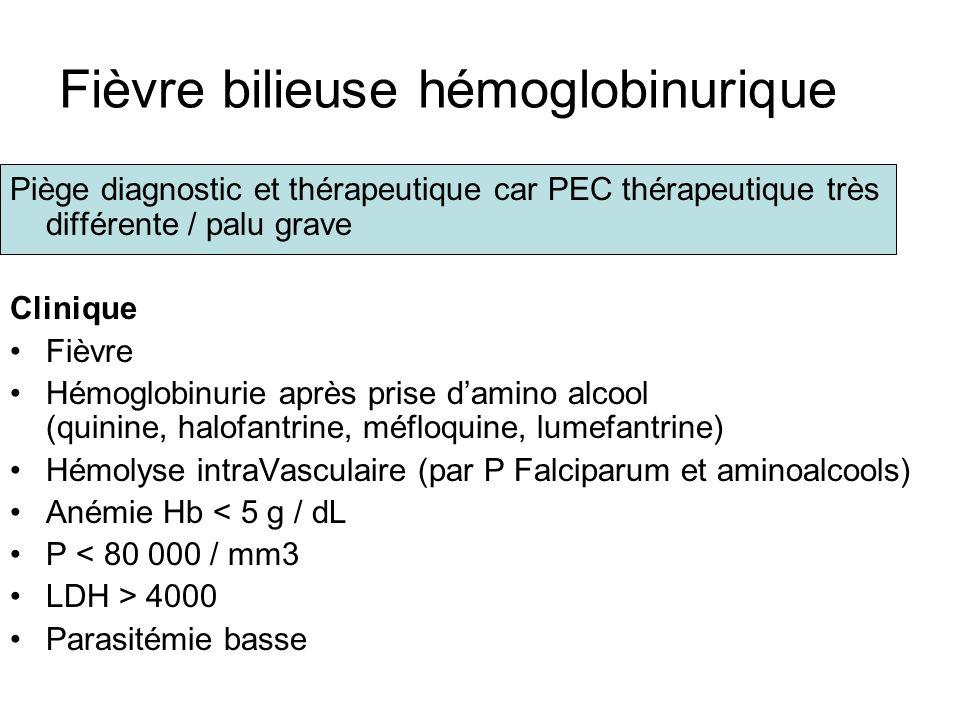 Fièvre bilieuse hémoglobinurique