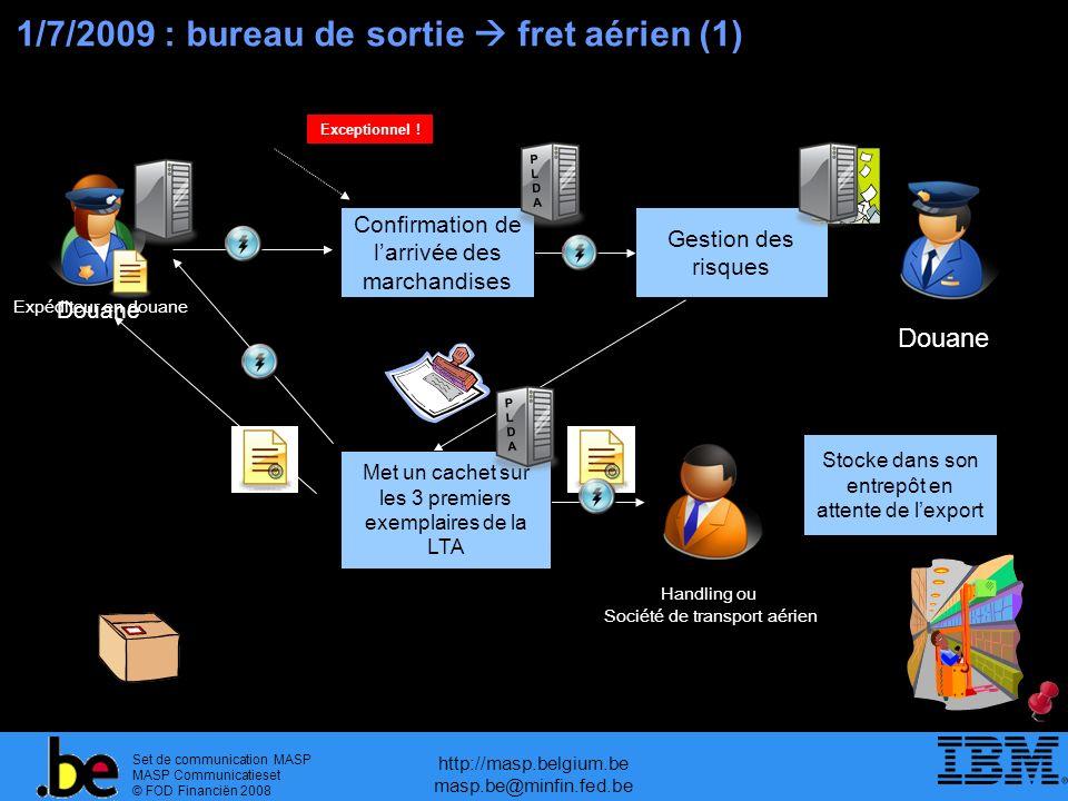 1/7/2009 : bureau de sortie  fret aérien (1)