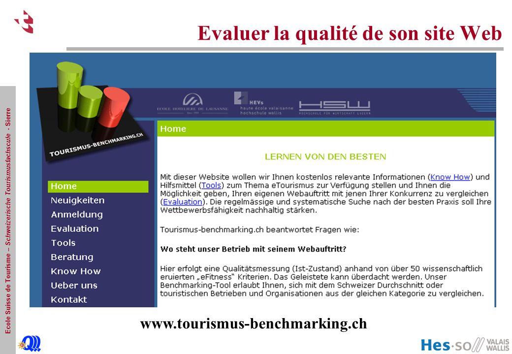 Evaluer la qualité de son site Web