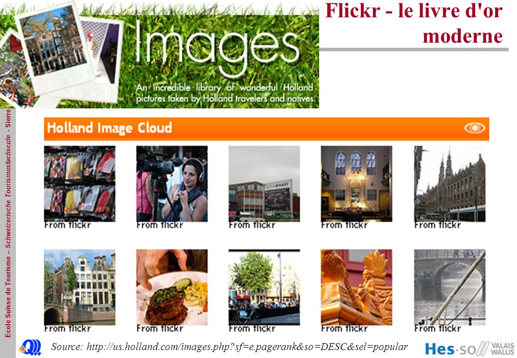eCRM: Flickr - le livre d or moderne