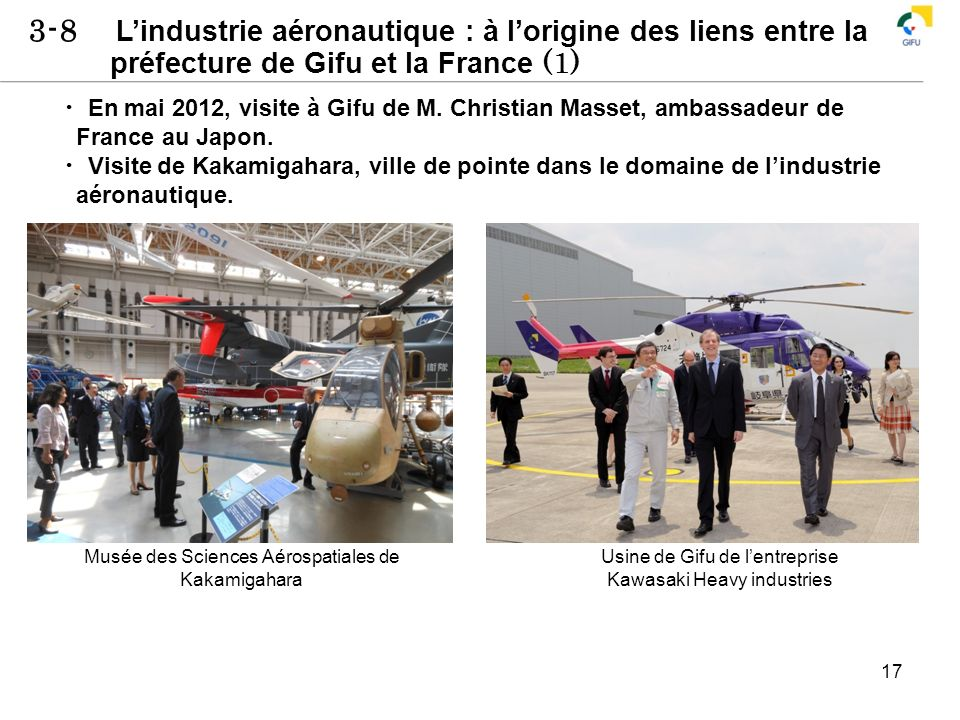 3-8 L'industrie aéronautique : à l'origine des liens entre la