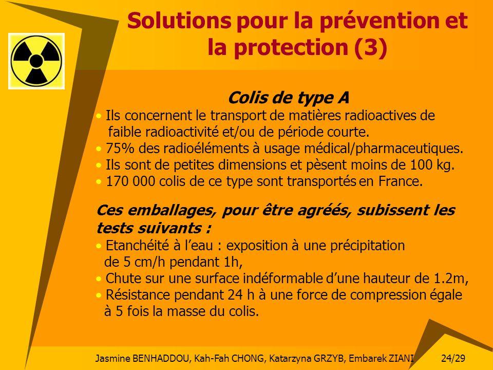 Solutions pour la prévention et la protection (3)
