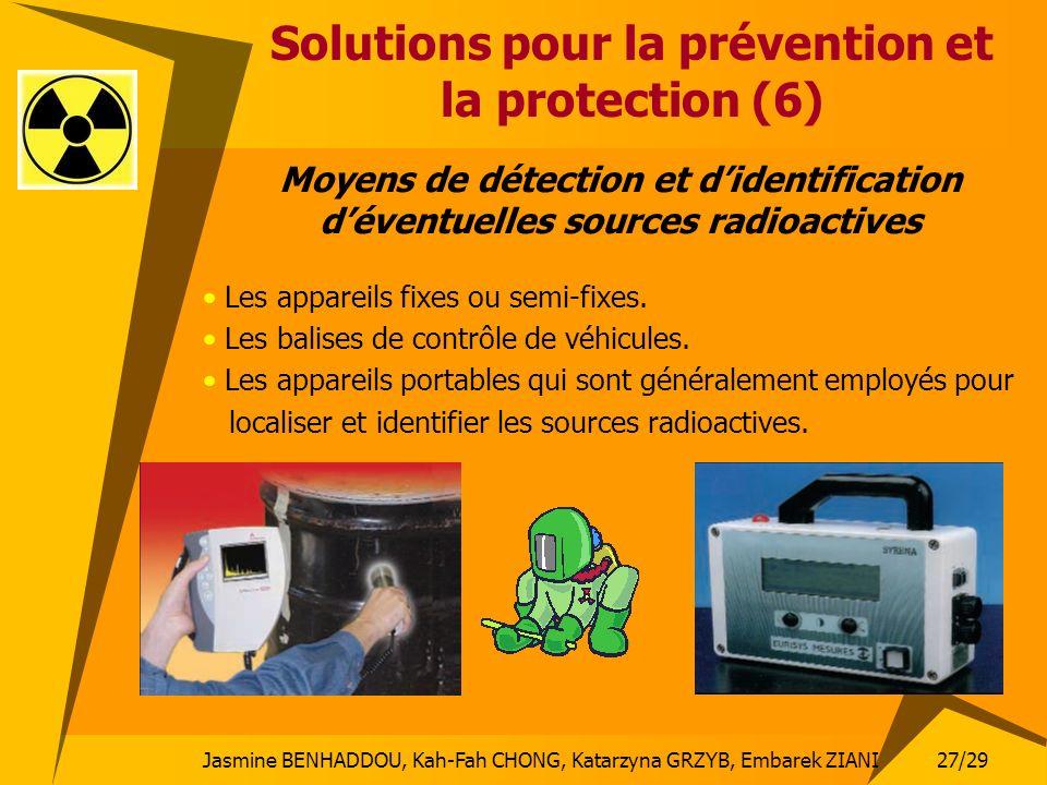 Solutions pour la prévention et la protection (6)