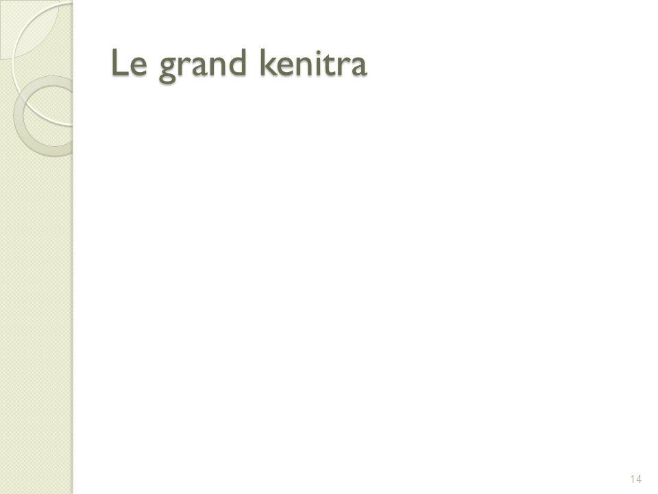 Le grand kenitra