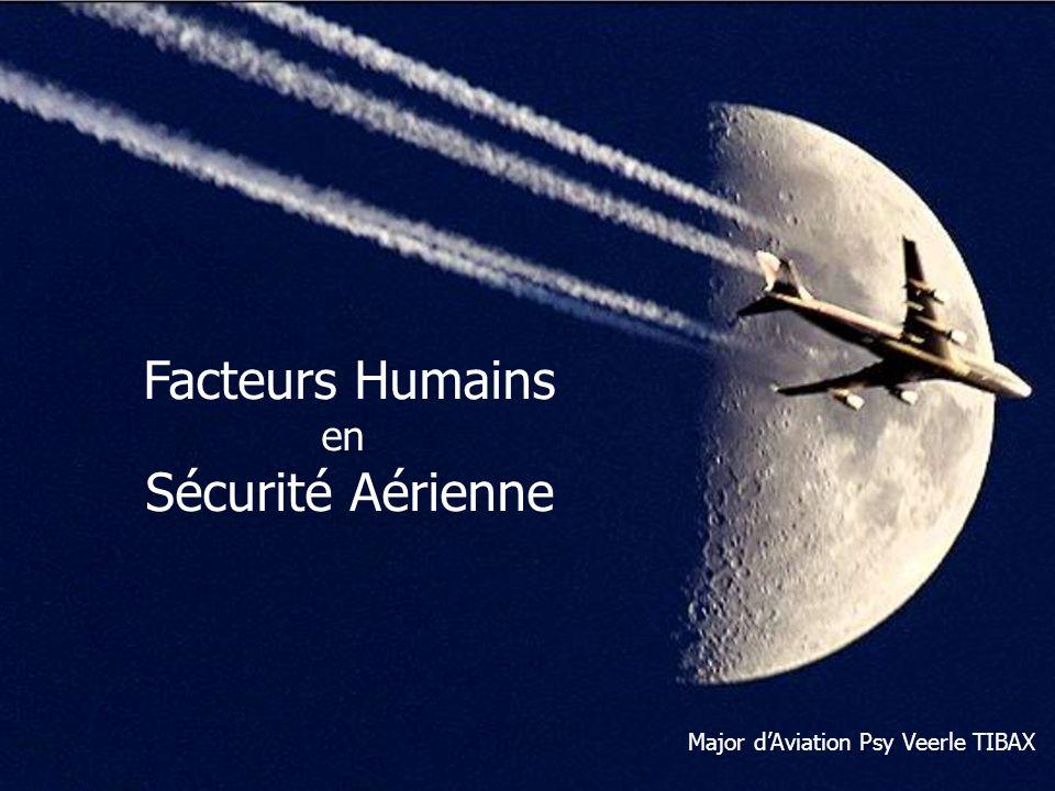 Facteurs Humains Sécurité Aérienne en