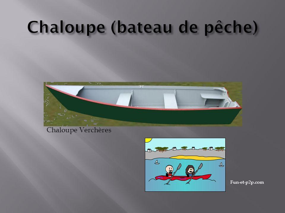Chaloupe (bateau de pêche)
