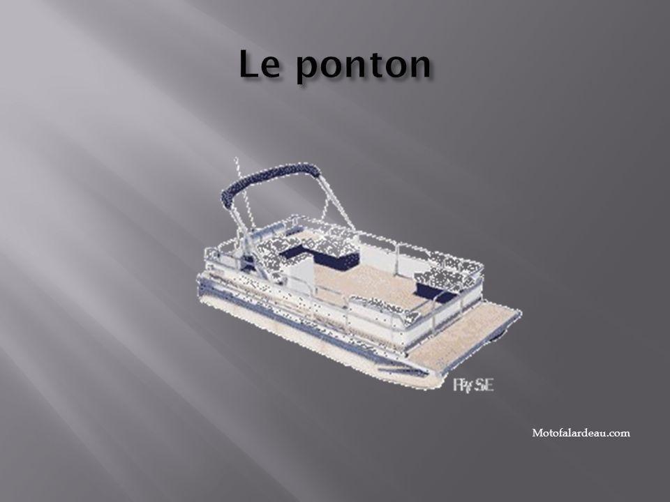 Le ponton Motofalardeau.com