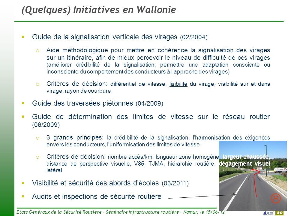 (Quelques) Initiatives en Wallonie