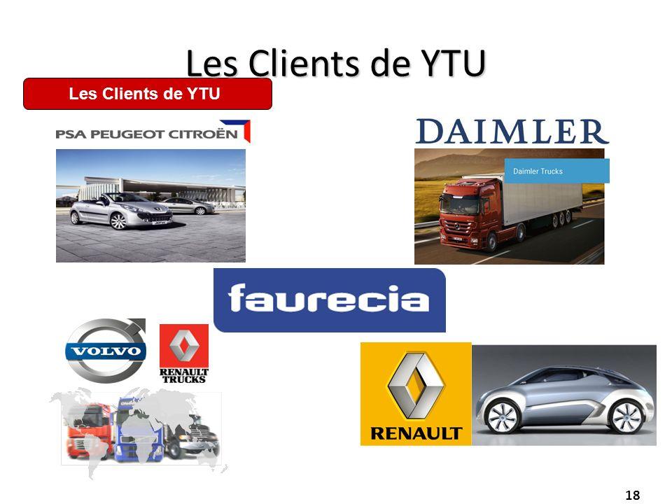 Les Clients de YTU Les Clients de YTU 18
