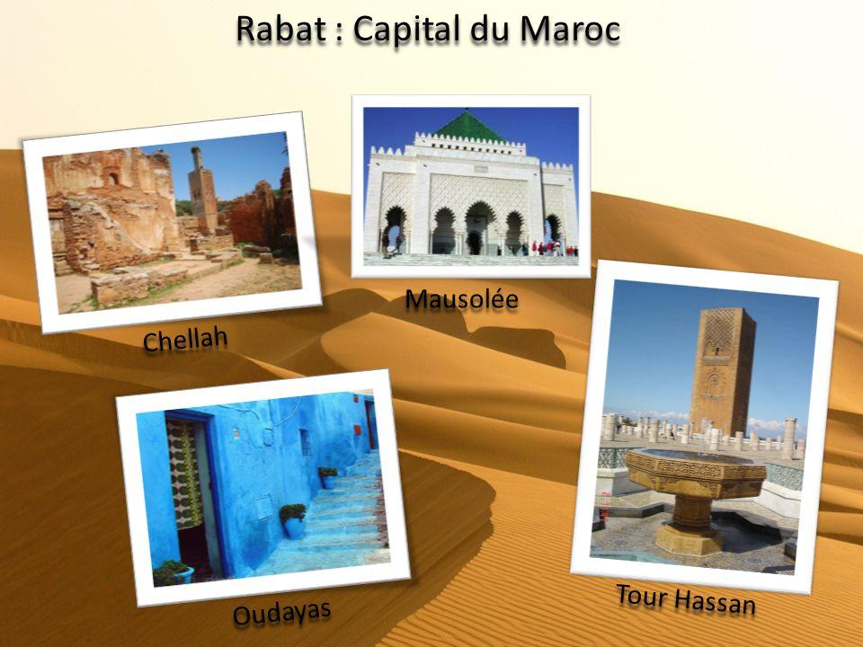 Rabat : Capital du Maroc