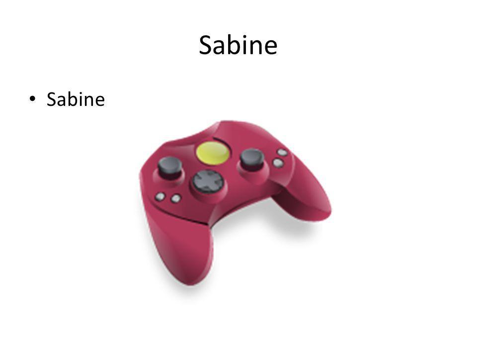 Sabine Sabine