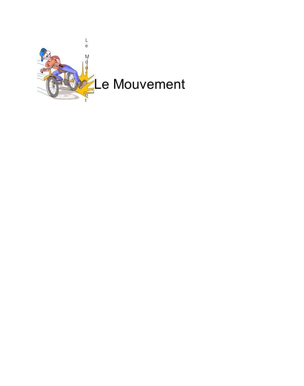Le Mouvement Le Mouvement