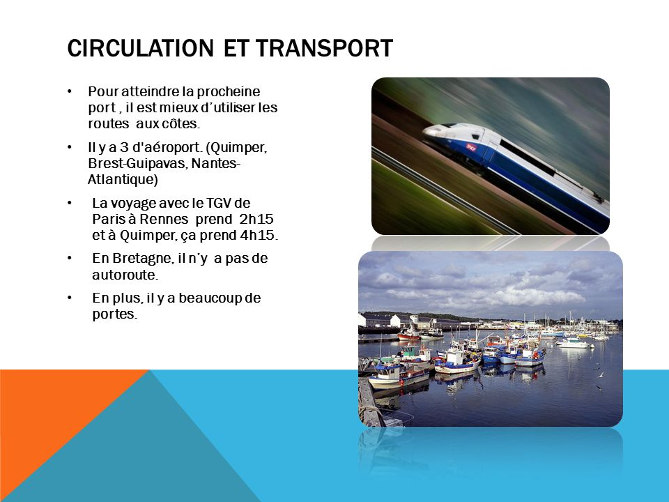 Circulation et Transport