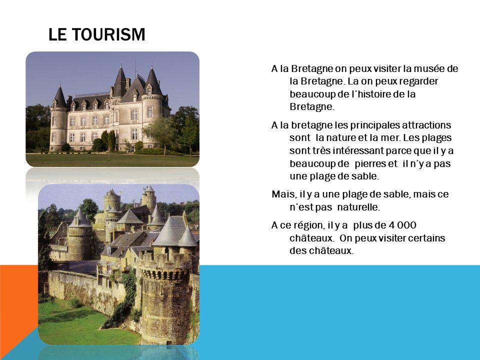 Le tourism