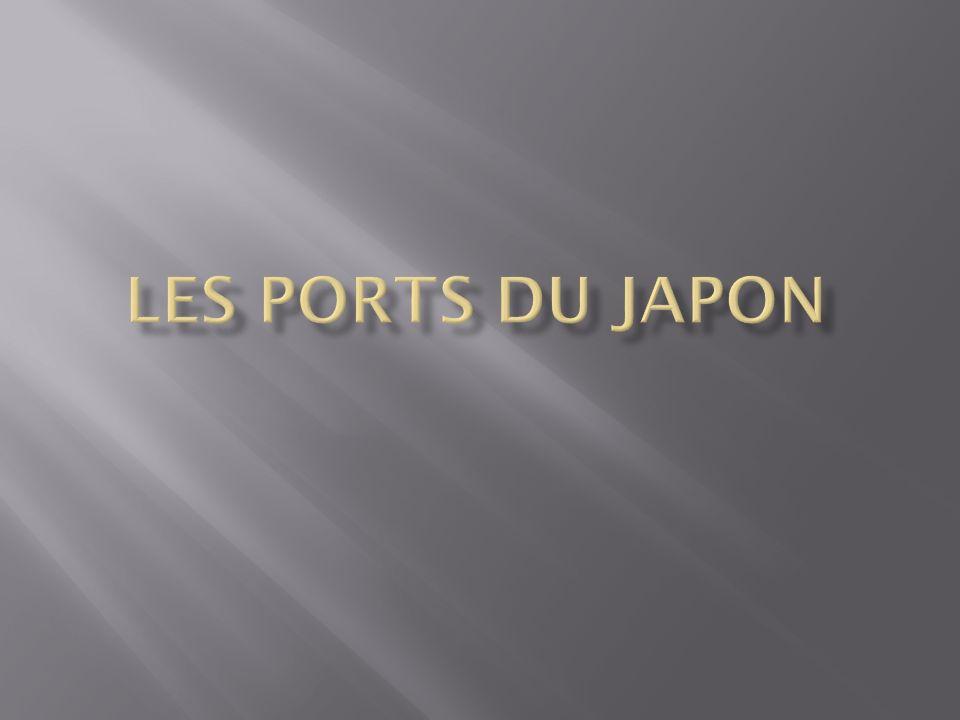 Les ports du Japon