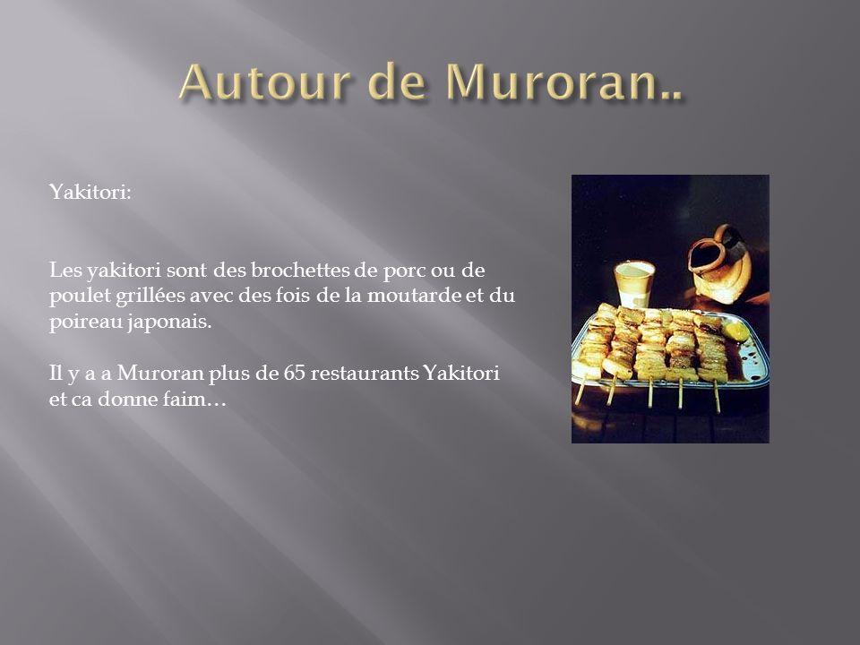 Autour de Muroran.. Yakitori: