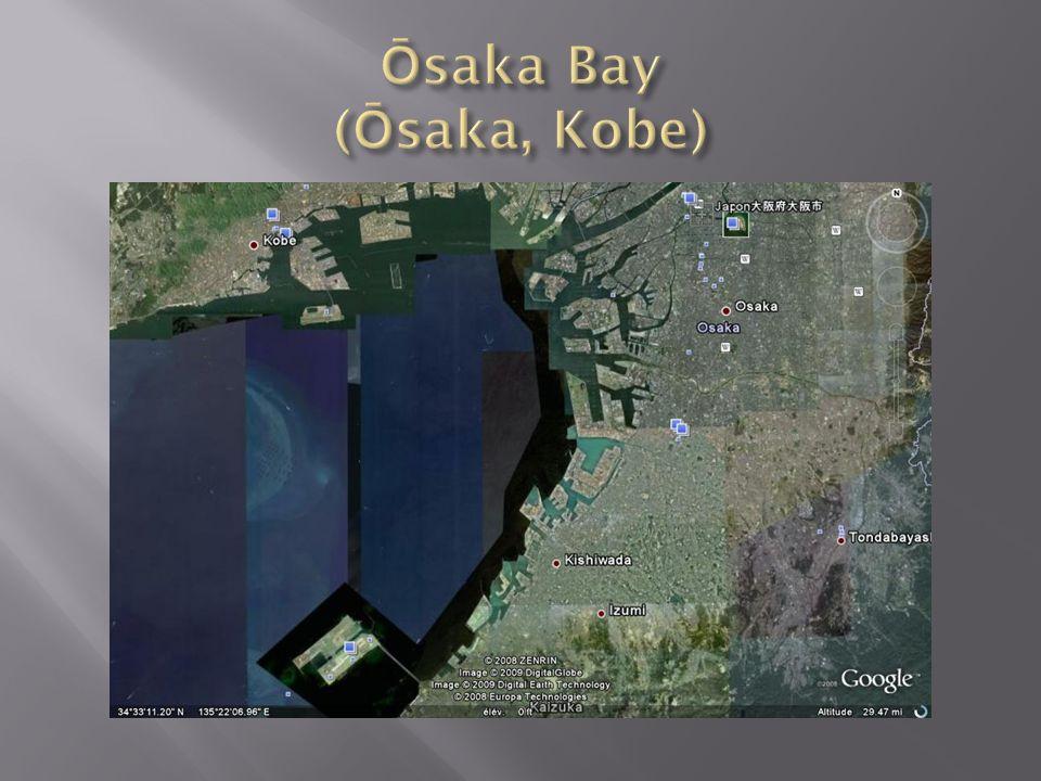 Ōsaka Bay (Ōsaka, Kobe)