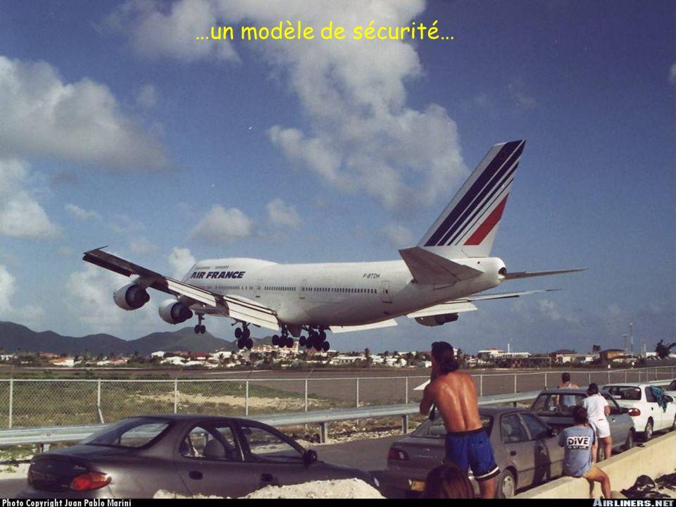 …un modèle de sécurité…