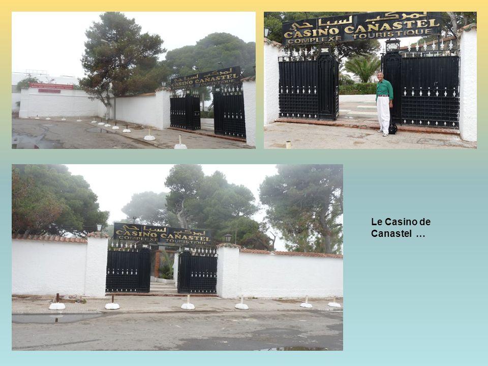 Le Casino de Canastel …