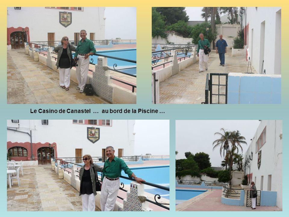 Le Casino de Canastel … au bord de la Piscine …