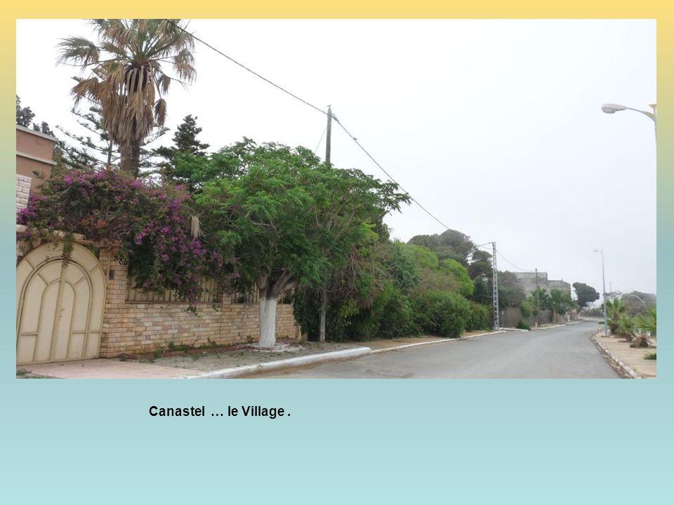 Canastel … le Village .