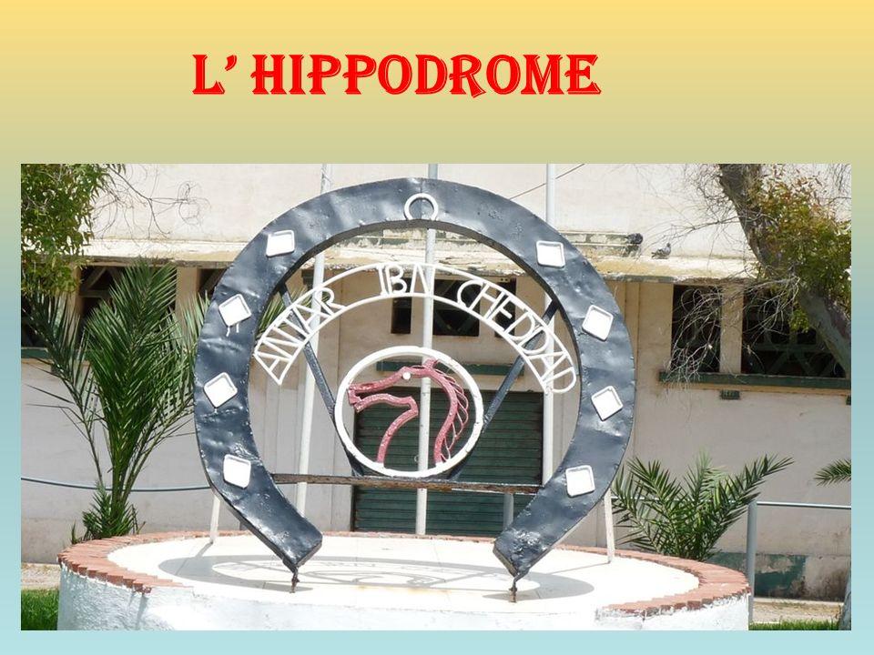 L' hippodrome
