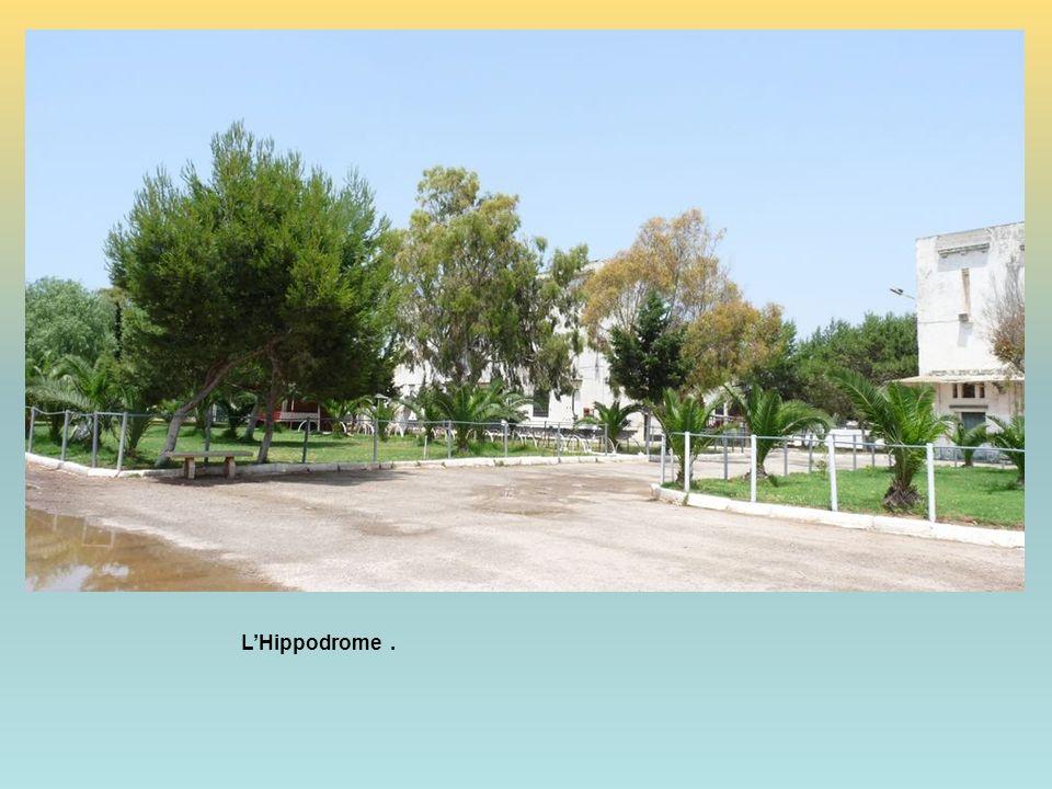 L'Hippodrome .