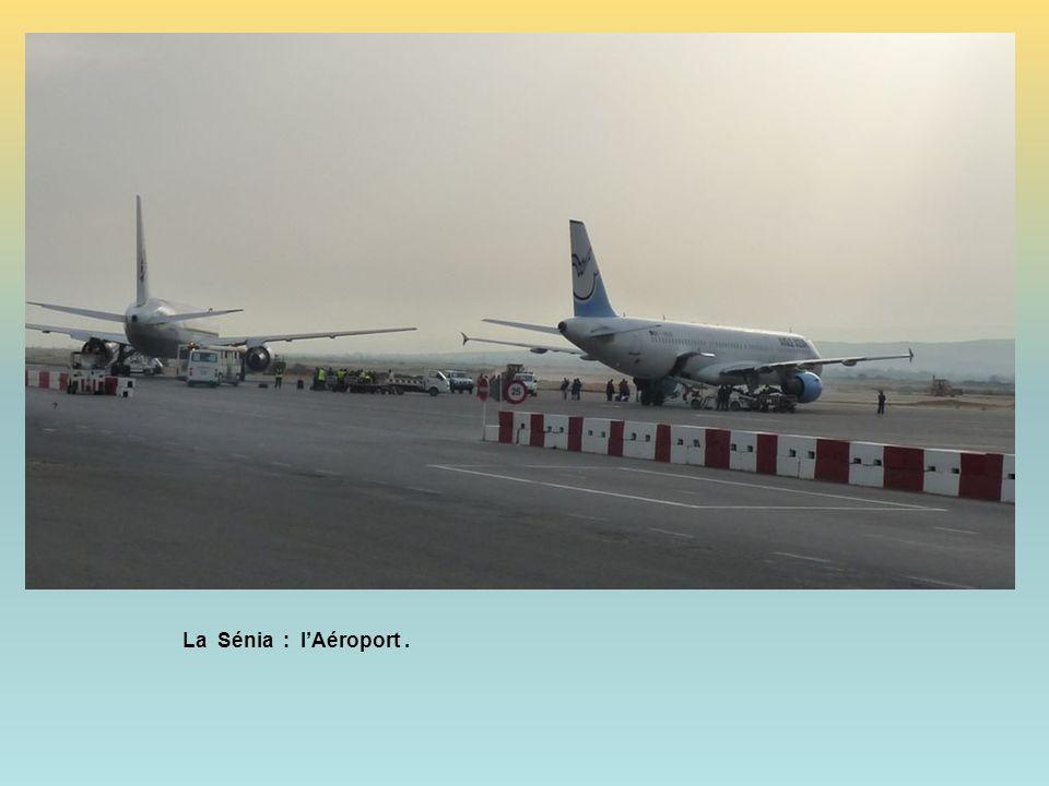 La Sénia : l'Aéroport .