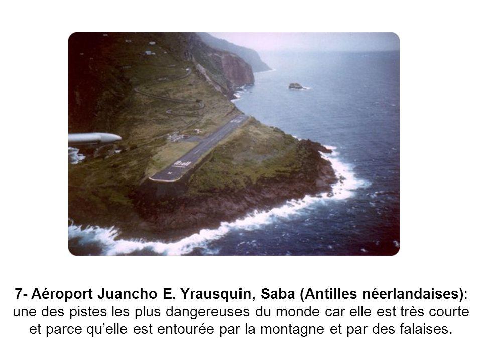 7- Aéroport Juancho E.