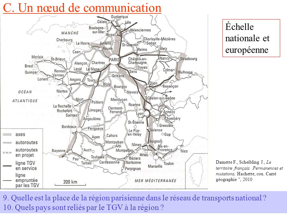 C. Un nœud de communication
