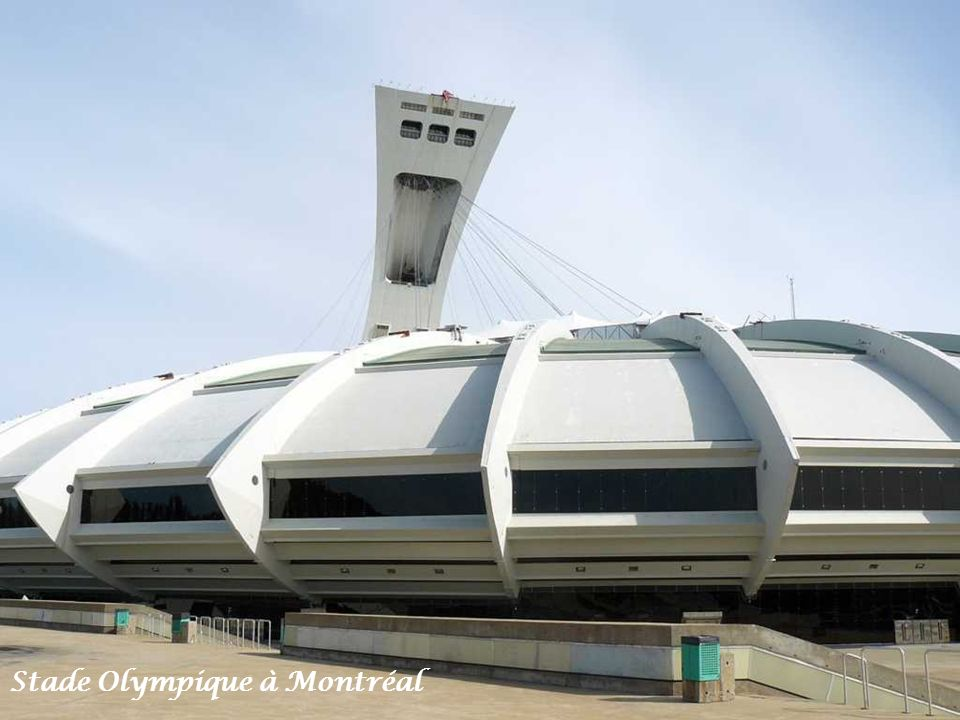 Stade Olympique à Montréal