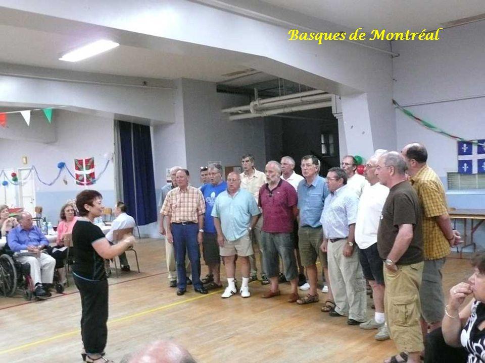 Basques de Montréal