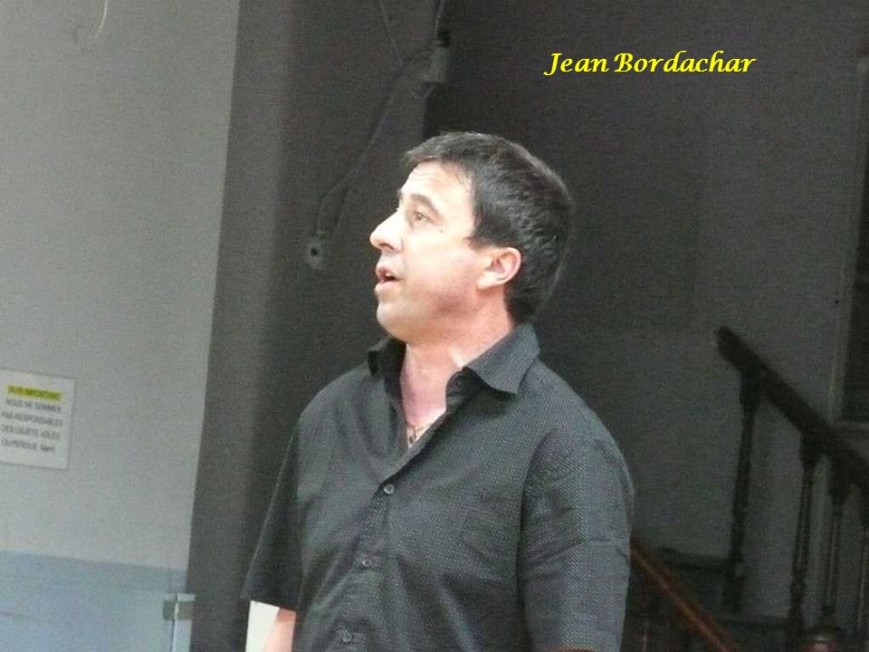 Jean Bordachar