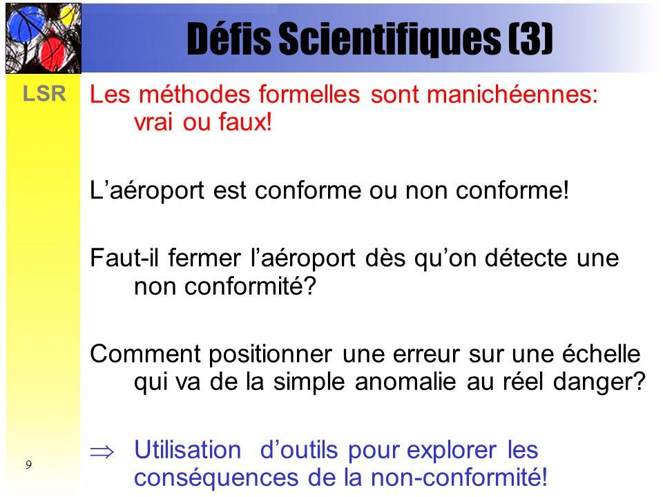 Défis Scientifiques (3)