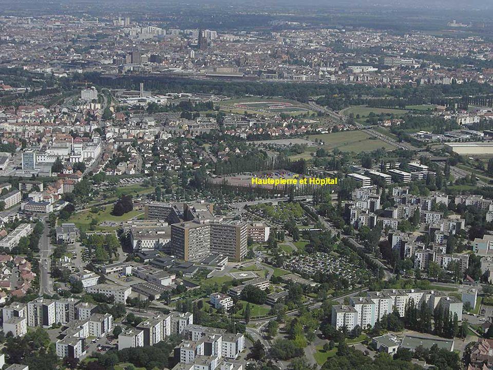 Hautepierre et Hôpital